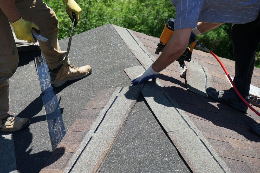 reasons to replace instead of repair your roof