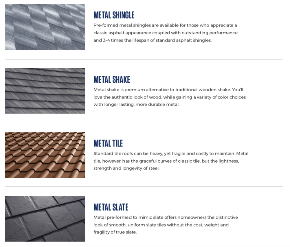 common metal roofing questions